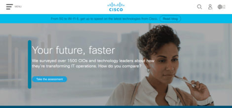 Cisco The Network Effect